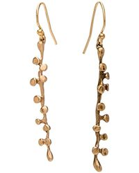 Julie Cohn - Bronze Eve Earrings - Lyst