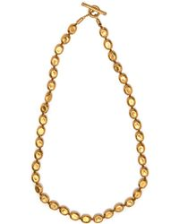 Yossi Harari - Roxanne Gold Nugget Necklace - Lyst