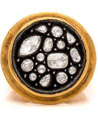 Yossi Harari - Sarah Mosaic Diamond Ring - Lyst
