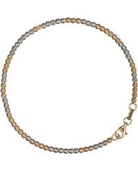 Carolina Bucci - Rose Gold Discoball Bracelet - Lyst