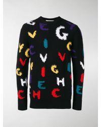 Givenchy - Maglione con girocollo - Lyst