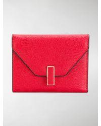 Valextra | Square Envelope Purse | Lyst