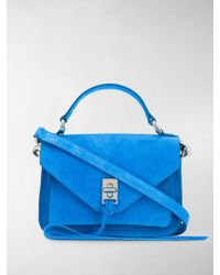Rebecca Minkoff - Mini Darren Satchel Bag - Lyst