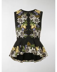 Erdem - Queenie Top - Lyst