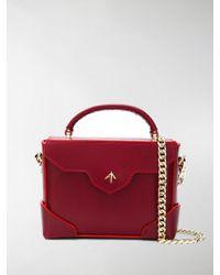 MANU Atelier - Bold Shoulder Bag - Lyst