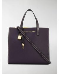 Marc Jacobs - The Mini Grind Tote Bag - Lyst