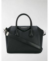 Givenchy Antigona Small Tote Bag - Black