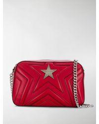 Stella McCartney - Star Cross Body Bag - Lyst