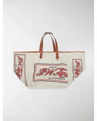JW Anderson - Logo-printed Tote Bag - Lyst