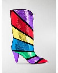 The Attico - Betta Boots - Lyst