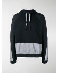Dolce & Gabbana - Felpa stile giacca a vento - Lyst