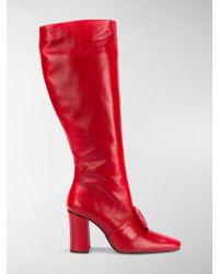 Dorateymur - Sybil Leek Boots - Lyst
