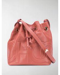 Jimmy Choo - Juno/s Bucket Bag - Lyst