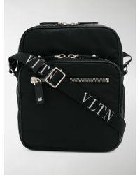 Valentino - Vltn Logo Crossbody Bag - Lyst