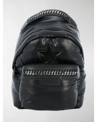 Stella McCartney - Falabella Star Go Backpack - Lyst