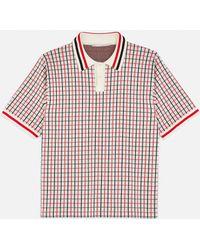 Stella McCartney - Knit Polo Shirt - Lyst