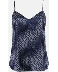 Stella McCartney - Ellie Leaping Camisole - Lyst