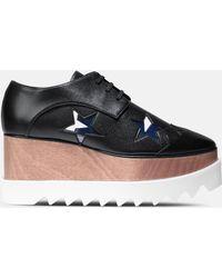 Stella McCartney Elyse Black Shoes