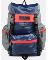 adidas By Stella McCartney - Blue Training Backpack - Lyst