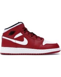new arrival 3dbd1 6cfca Nike - 1 Mid Chicago (gs) - Lyst
