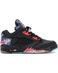 huge discount 6900b 15f7a Nike - 5 Retro Low Chinese New Year - Lyst