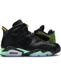 af8885faa1f Nike Jordan Brazil Pack /green/yellow 688447-920 in Black for Men - Lyst