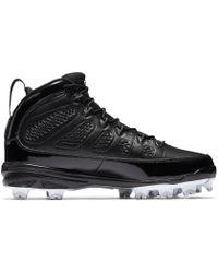 c78518f7 Nike Alpha Huarache Elite Mid Mcs Id Men's Baseball Cleats in Black ...