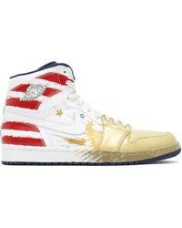 214800640bff Lyst - Nike Mens Air Jordan 1 High Dw