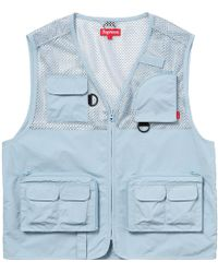 1edb4de4 Ziggy Chen Cargo Vest for Men - Lyst