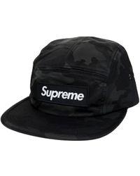 030c93457da Lyst - Stussy Nylon Bucket Hat in Black for Men