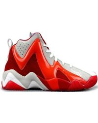 Lyst - Reebok Men s Kamikaze Ii Mid Basketball Sneakers From Finish ... 80deefaf5
