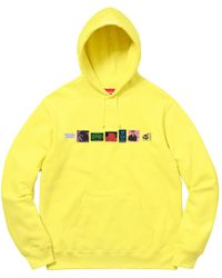 1b1ad0be Champion Reverse Weave Crewneck Sweatshirt Lemon in Yellow for Men ...