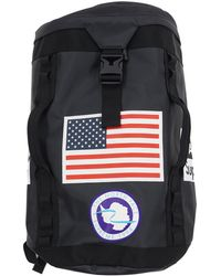 2587bfa9c60 Supreme The North Face Mountain Expedition Backpack Blue/white in Blue for  Men - Save 31% - Lyst