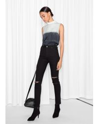 & Other Stories - Super Skinny High Waist Jeans - Lyst