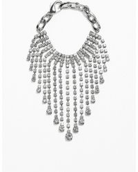 & Other Stories - Crystal Waterfall Bracelet - Lyst