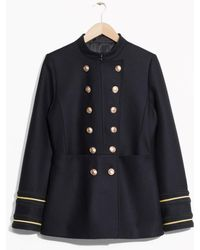 & Other Stories - Captain Coat - Lyst