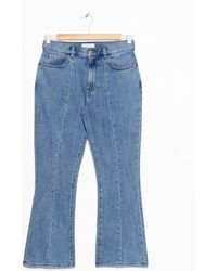 & Other Stories - High Kick Flare Jeans - Lyst