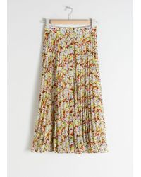 cf36f0516 Women's & Other Stories Skirts Online Sale - Lyst