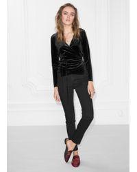 & Other Stories - Slim-fit Denim Jeans - Lyst
