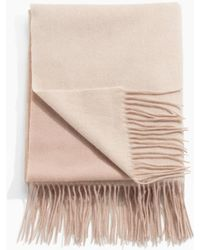 & Other Stories - Two Tone Wool Blanket Scarf - Lyst