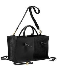 Stuart Weitzman - The 5050 Shopping Tote Large - Lyst