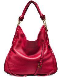 6e87bf305d562 Lyst - Shop Women s Stuart Weitzman Shoulder Bags from  325 - Page 4