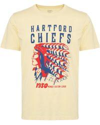 Ebbets Field Flannels - Hartford Chiefs T-shirt - Lyst
