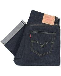 Levi's - Levis Vintage 1955 501 Xx Rigid Selvage Denim Jeans - Lyst