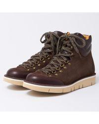Fracap - M170 Boot - Coffee - Lyst