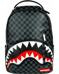 Sprayground - Sleek Sharks In Paris Backpack - Lyst