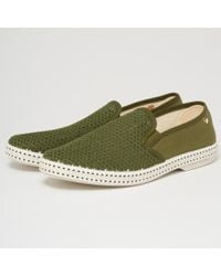Rivieras - Classic 20 Slip-on Canvas Loafers - Lyst
