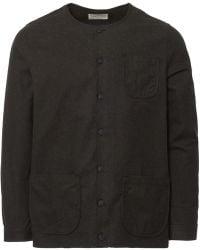 Kestin Hare - Olive Oxford Jacket - Lyst
