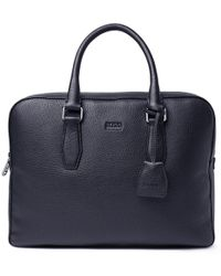 BOSS - Hugo Boss Black Breifcase Gardo Navy Blue 50297559 - Lyst