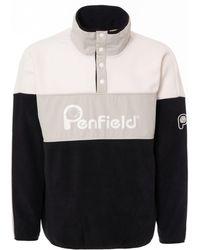 Penfield - Sharma Fleece - White - Lyst